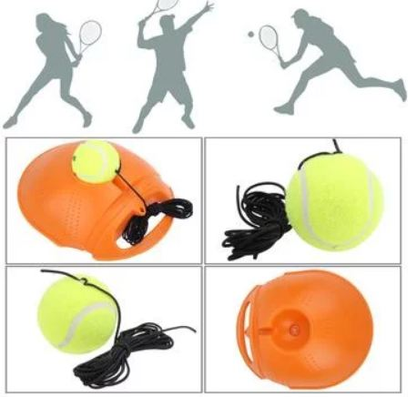 Learn The Easy Way With This Automatic Tennis Trainer