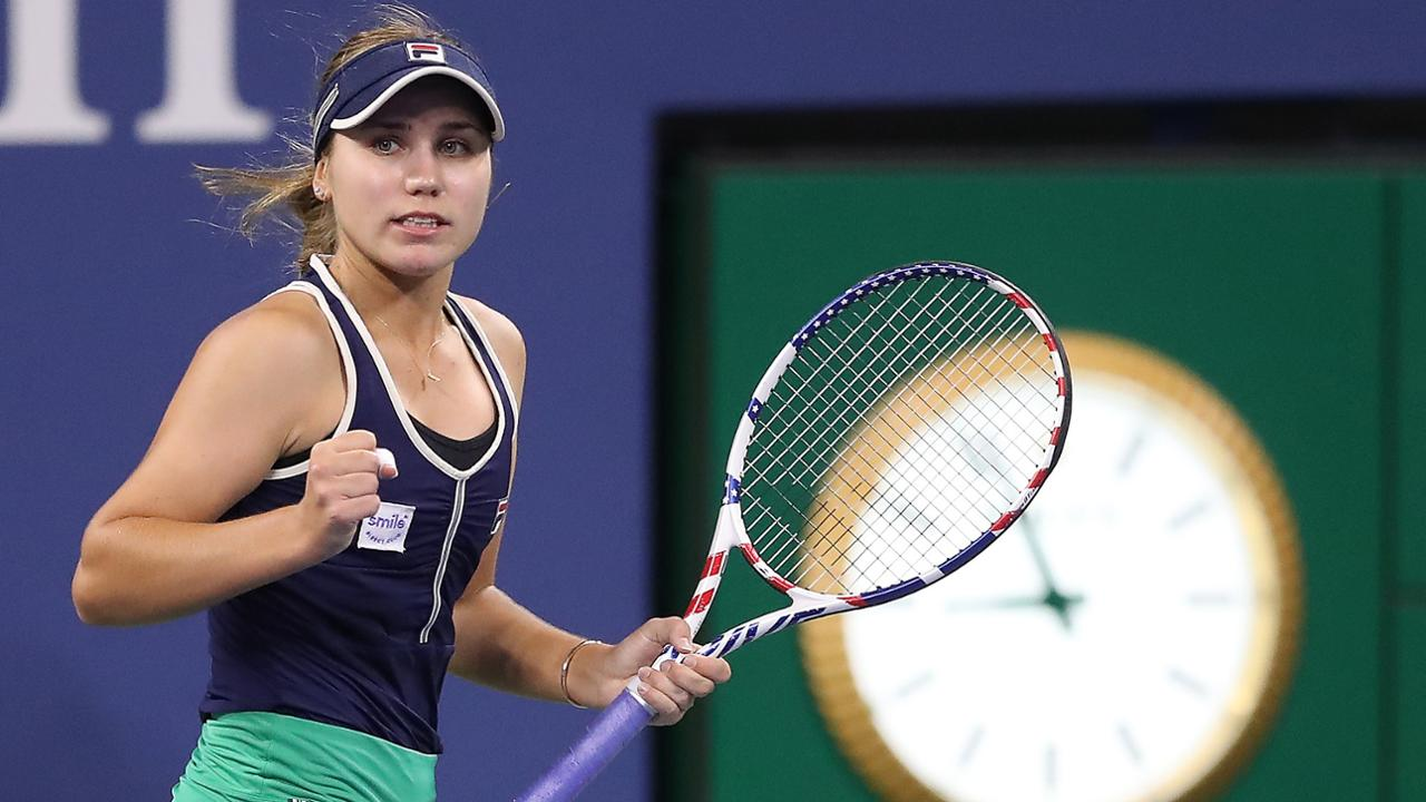 3 Best Current American Female Tennis Players